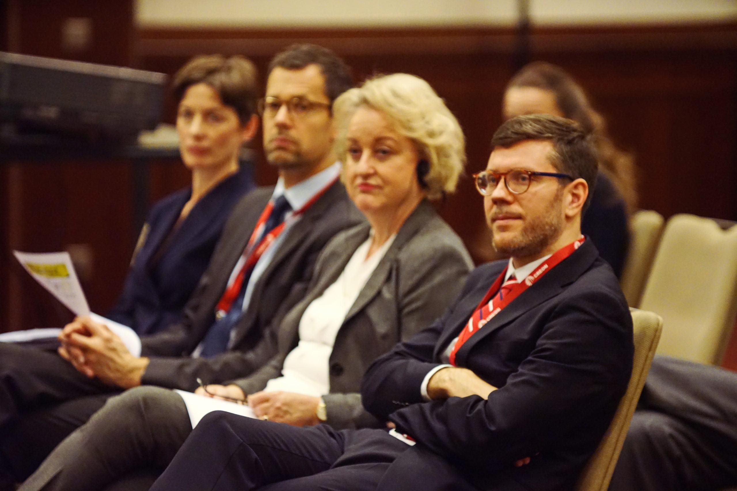 В Германии прошла первая конференция, посвящённая экологической ответственности НГК России