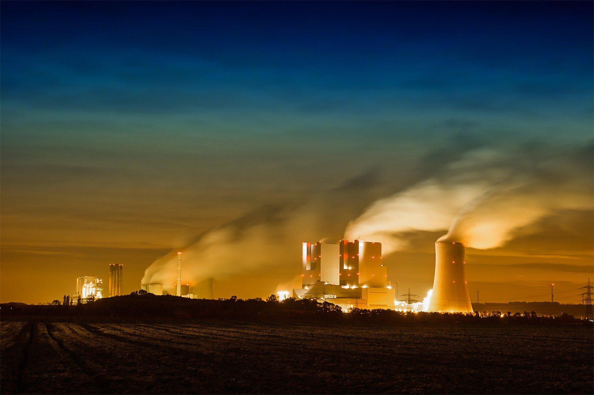 Климат-контроль: как газ из РФ поможет снизить выбросы СО2 в Германии