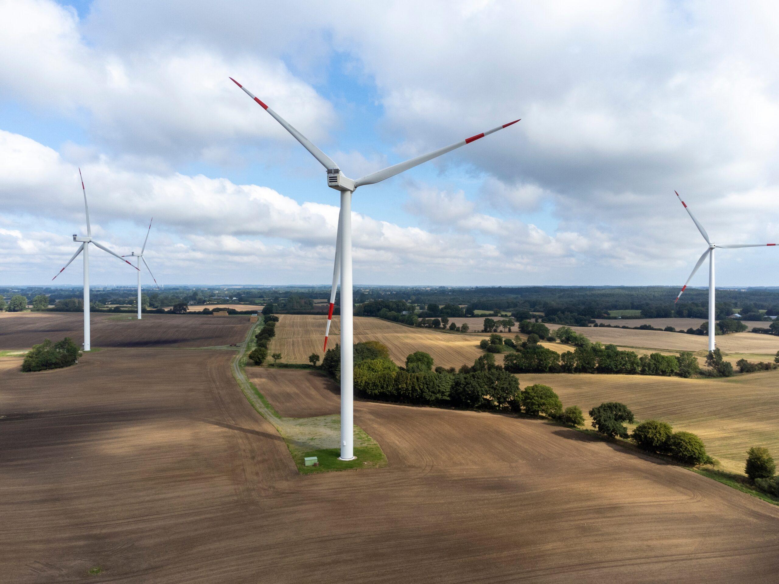 В Самарской области дан старт строительству ветроэнергетического кластера